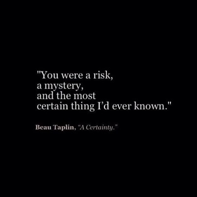 What Would You Risk for Love?